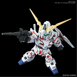 SD Gundam Unicorn (Destroy Mode)