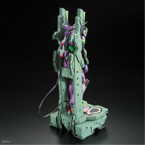 RG MULTIPURPOSE HUMANOID DECISIVE WEAPON, ARTIFICIAL HUMAN EVANGELION UNIT-01 DX TRANSPORT PLATFORM SET