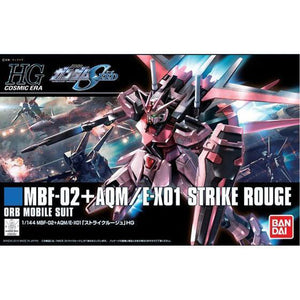 1/144 HGCE STRIKE ROUGE
