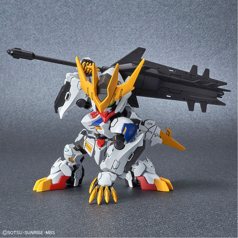 Image of SDCS Gundam Barbatos Lupus REX
