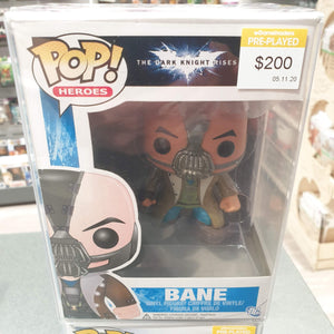 Dark Knight Rises Bane Pop Vinyl