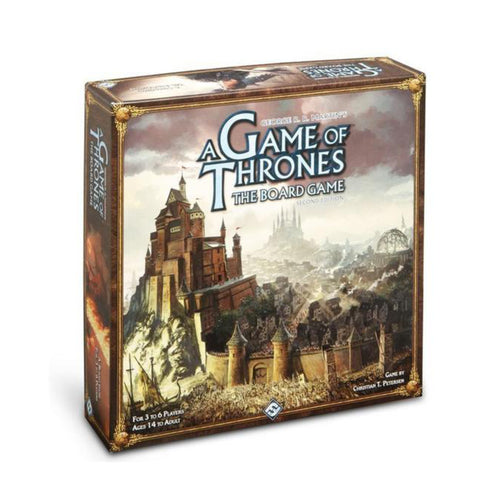 Game Of Thrones Board Game 2nd Edition