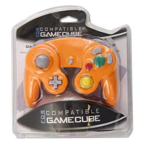 Gamecube Control Generic Orange