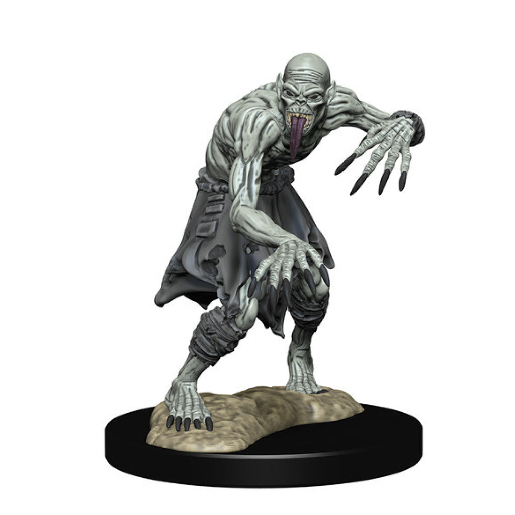 Dungeons And Dragons Unpainted Minis Ghouls