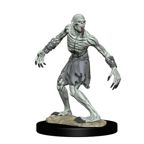 Image of Dungeons And Dragons Unpainted Minis Ghouls