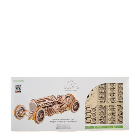 Image of Ugears U-9 Grand Prix Car