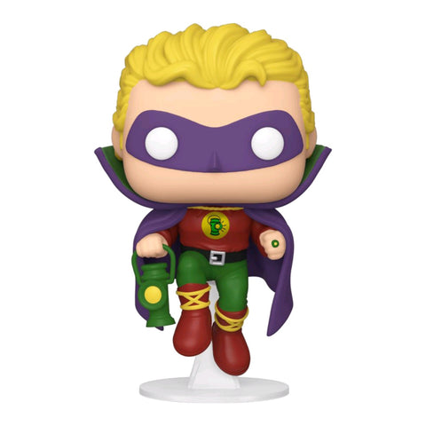 Green Lantern - Green Lantern Alan Scott Classic Specialty Series Exclusive Pop! Vinyl