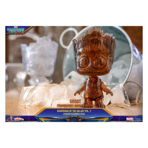 Guardians of the Galaxy: Vol. 2 - Groot Transparent Brown Cosbaby
