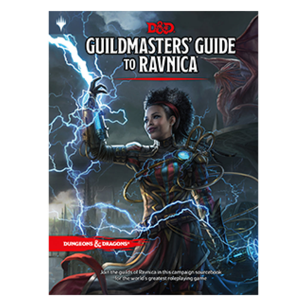 Dungeons And Dragons Guildmasters Guide to Ravnica