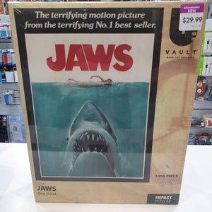 Jaws: 1000 Piece Puzzle