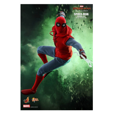"Spider-Man: Far From Home - Spider-Man Homemade Suit 12"" Figure"