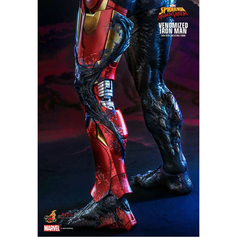 "Venom - Venomized Iron Man 1:6 Scale 12"" Action Figure"