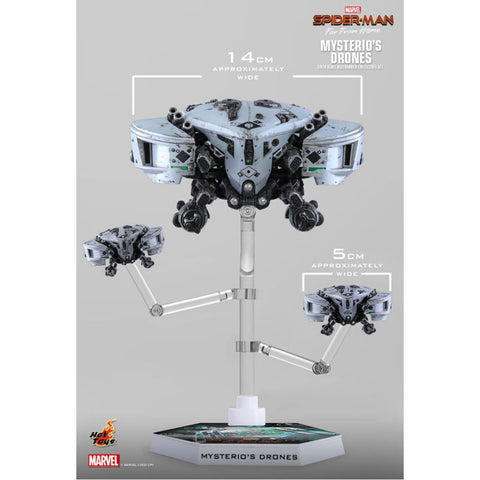 Spider-Man: Far From Home - Mysterio's Drones Set