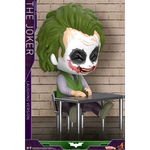 Batman: Dark Knight - Joker Laughing Cosbaby
