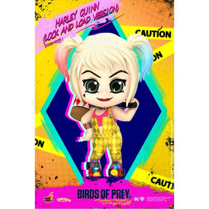 Birds of Prey - Harley Quinn Lock & Load Cosbaby