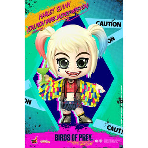 Birds of Prey - Harley Caution Tape Cosbaby