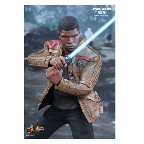"Image of Star Wars - Finn Episode VII The Force Awakens 12"" 1:6 Scale Action Figure"