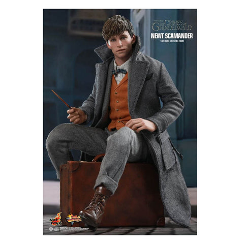 "Fantastic Beasts 2: Crimes of Grindelwald - Newt Scamander 12"" 1:6 Scale Action Figure"
