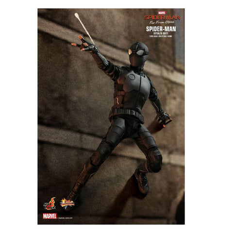 "Spider-Man: Far From Home - Stealth Suit 12"" 1:6 Scale Action Figure"