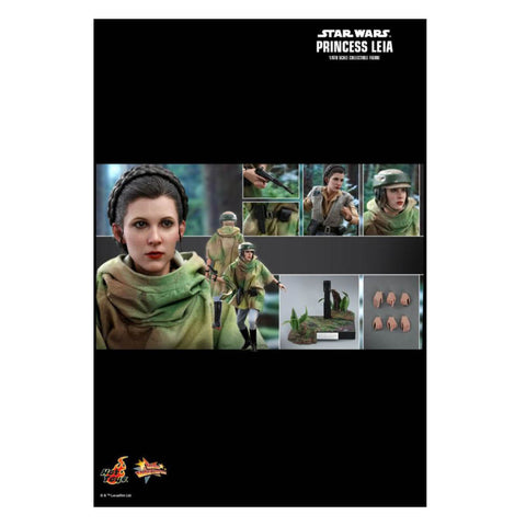 Star Wars - Princess Leia Return of the Jedi 1:6 Scale Acton Figure