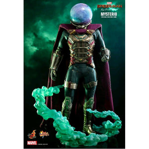 "Spider-Man: Far From Home - Mysterio 1:6 Scale 12"" Action Figure"