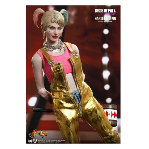 "Birds of Prey - Harley Quinn 1:6 Scale 12"" Action Figure"