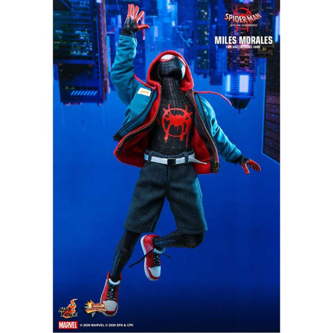 "Spider-Man: Into the Sider-Verse - Miles Morales 1:6 Scale 12"" Action Figure"