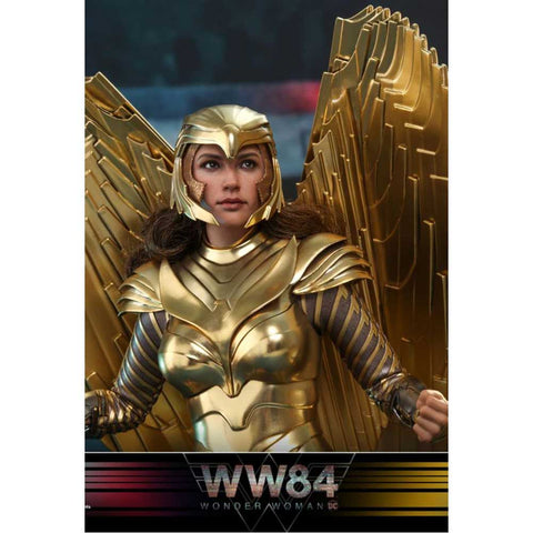 "Image of Wonder Woman: 1984 - Golden Armor 1:6 Scale 12"" Action Figure"