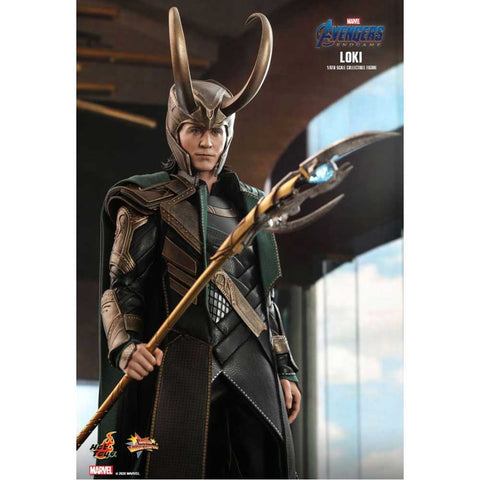 "Avengers 4: Endgame - Loki 1:6 Scale 12"" Action Figure"