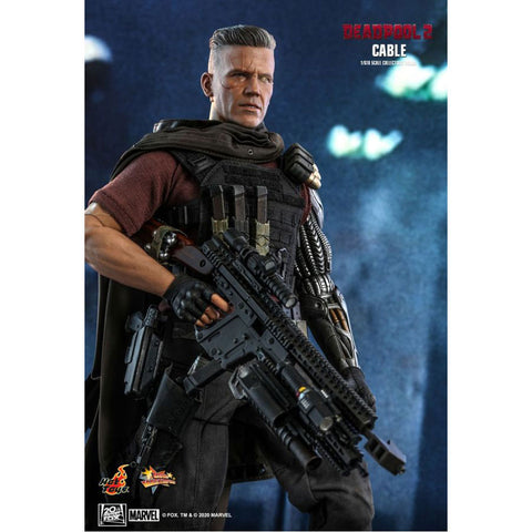 "Deadpool 2 - Cable 1:6 Scale 12"" Action Figure"
