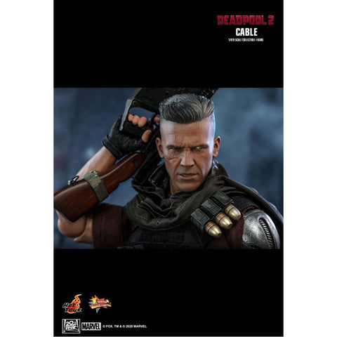 "Image of Deadpool 2 - Cable 1:6 Scale 12"" Action Figure"