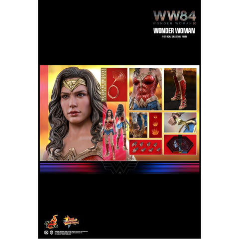 "Wonder Woman: 1984 - Wonder Woman 1:6 Scale 12"" Action Figure"