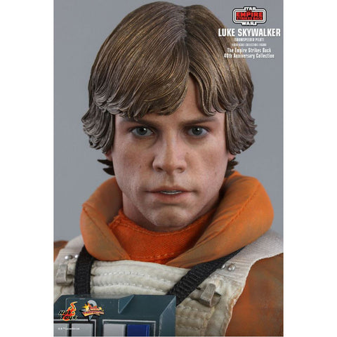 "Star Wars - Luke Skywalker Snowspeeder Pilot 40th Anniversary 1:6 Scale 12"" Action Figure"