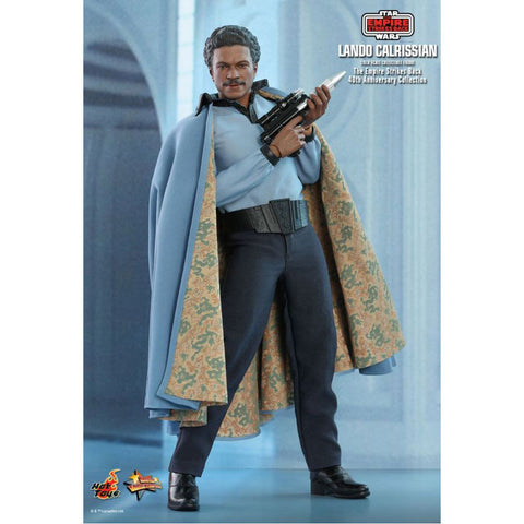 "Image of Star Wars - Lando Calrissian 40th Anniversary 1:6 Scale 12"" Action Figure"