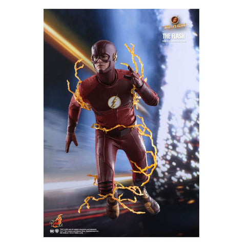 "Image of Flash - Flash TV 1:6 Scale 12"" Action Figure"