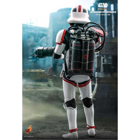 "Star Wars: The Mandalorian - Incinerator Stormtrooper 1:6 Scale 12"" Action Figure"