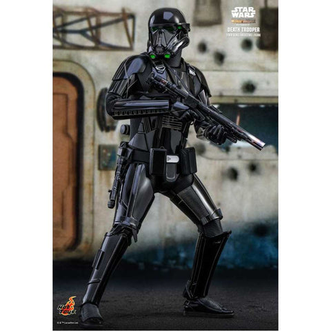 "Star Wars: The Mandalorian - Death Trooper 1:6 Scale 12"" Action Figure"