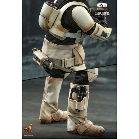 Star Wars: The Mandalorian - Scout Trooper 1:6 Scale Action Figure