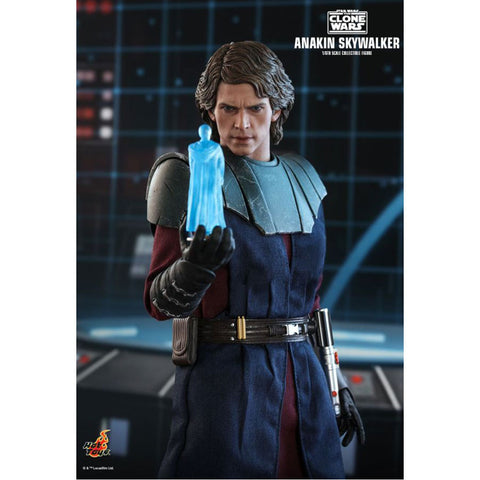 "Star Wars: Clone Wars - Anakin 1:6 Scale 12"" Action Figure"