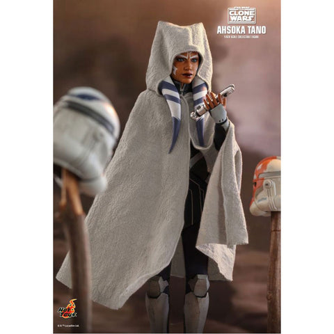 "Image of Star Wars: The Clone Wars - Ahsoka Tano 1:6 Scale 12"" Action Figure"