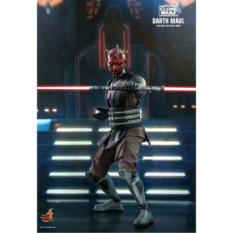 "Star Wars: The Clone Wars - Darth Maul 1:6 Scale 12"" Action Figure"