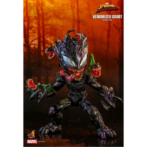 Venom - Venomized Groot 1:6 Scale Action Figure