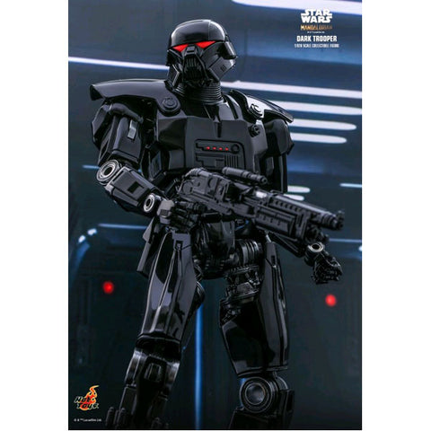 "Star Wars: The Mandalorian - Dark Trooper 1:6 Scale 12"" Action Figure"