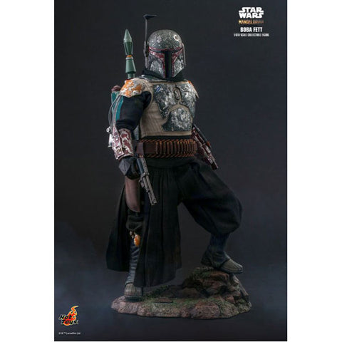 "Star Wars: The Mandalorian - Boba Fett 1:6 Scale 12"" Action Figure"