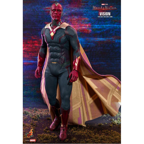 "Image of WandaVision - Vision 1:6 Scale 12"" Action Figure"