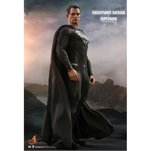 "Image of Zac Snyder's Justice League (2021)  - Knightmare Batman & Superman 1:6 Scale 12"" Action Figure Set"