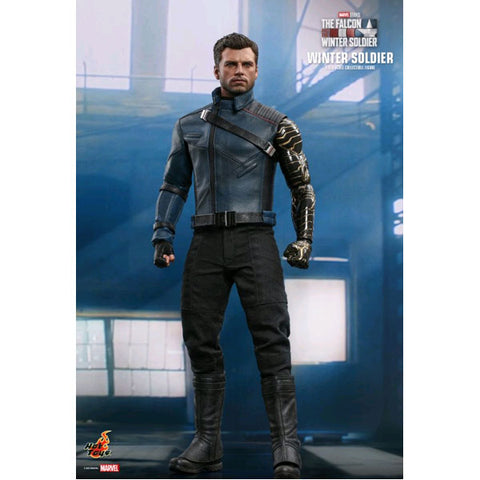 "The Falcon and the Winter Soldier - Winter Soldier 1:6 Scale 12"" Action Figure"
