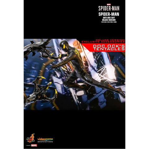 "Image of Spider-Man (VG2019) - Anti-Ock Suit Deluxe 1:6 Scale 12"" Action Figure"