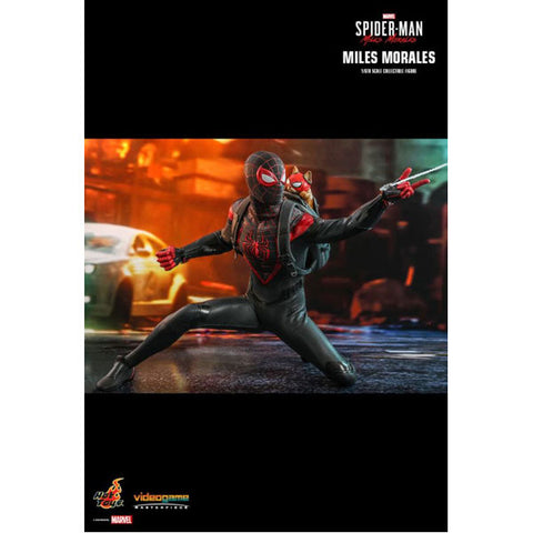 "Spider-Man: Miles Morales - Miles Morales 1:6 Scale 12"" Action Figure"