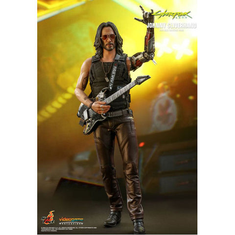 "Cyberpunk 2077 - Johnny Silverhand 1:6 Scale 12"" Action Figure"